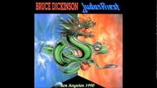 Judas Priest - Better By You Better Than Me live in Los Angeles 1990