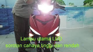 Imbas-keliling Yamaha Y15ZR v2