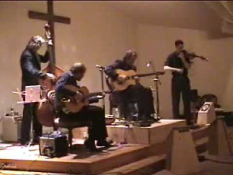 John Jorgenson Quintet - Hungaria (Gypsy Jazz guitar and violin)