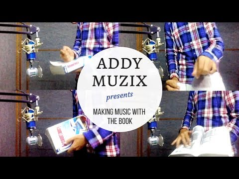 Making Music with The Book | Addy Muzix