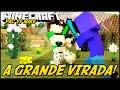 Minecraft: PAC VS MIKE - A GRANDE VIRADA!