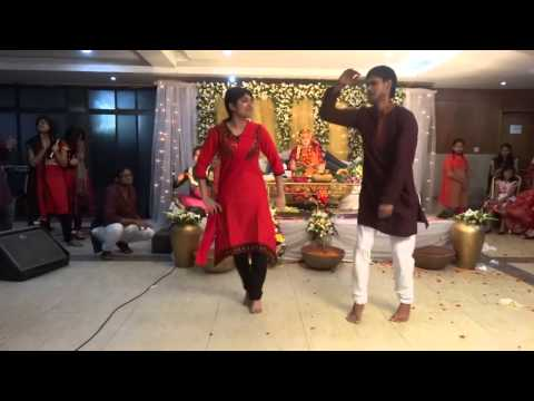 Nadias Holud Dance - Tum Tak Radha Barso Re Dilliwali Girlfriend...