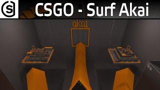 CSGO - How to Surf Akai