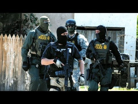BOMBSHELL: DEA Works With Mexican Drug Cartel