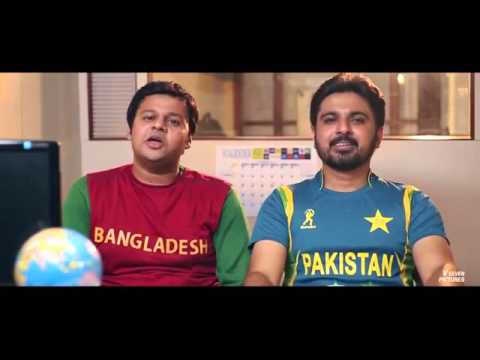 Very funny video return tickets Pakistan Bangladesh and Australia