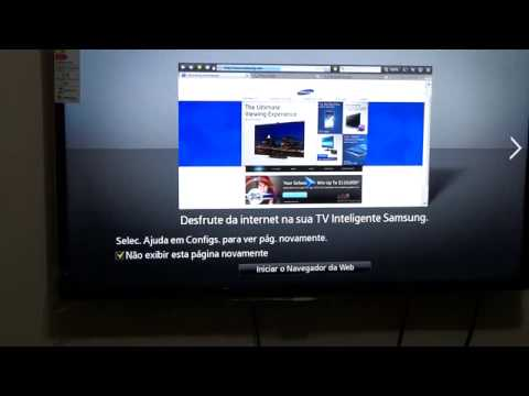 Review da smart tv samsung 40f5500