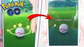 ¡¡TRUCO para CAPTURAR POKÉMON LEGENDARIOS en Pokémon GO!! [Keibron]