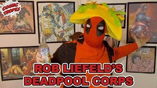 Did Rob Liefeld Ever Improve? - Comic Tropes (Episode 100)