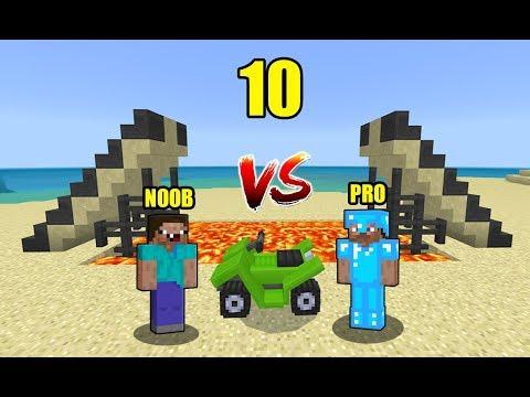 MINECRAFT - NOOB VS PRO (parte 10)