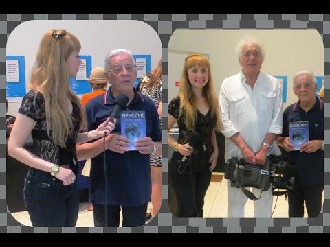 O escritor gaúcho Alcione Sortica lança novo livro!