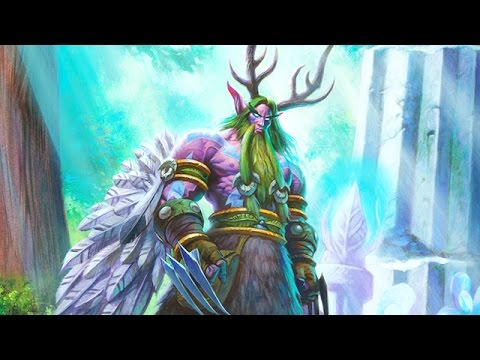 Malfurion Heroes of the Storm Pwnage
