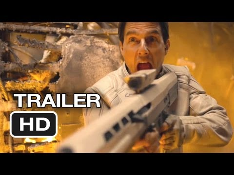 Oblivion Official Trailer  #2 (2013) - Tom Cruise, Morgan Freeman Sci-Fi Movie HD