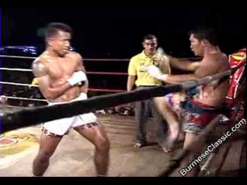 Saw Shark (Myanmar) VS Pravit (Thai)