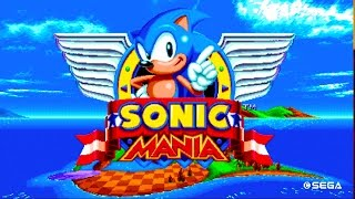 Sonic Mania - Official Gameplay