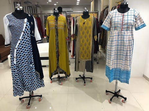 ELEGANT COLLECTION OF NEW FASHION AND TREND | LATEST KURTI DESIGN - BULK BUY ONLY