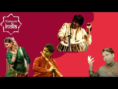 Indian Classical Music and Dance with Pandit Udai Mazumdar and his students (USH - Matei Georgescu)