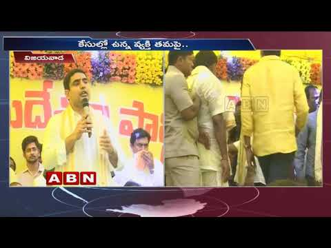 AP Minister Nara Lokesh Challenges YS Jagan to prove allegations against him | ABN Telugu