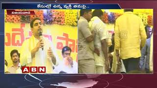 AP Minister Nara Lokesh Challenges YS Jagan to prove allegations against him
