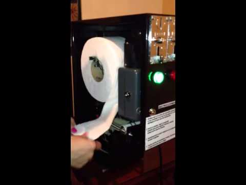 Dispensadores papel higi nico eco youtube for Dispensadores para banos