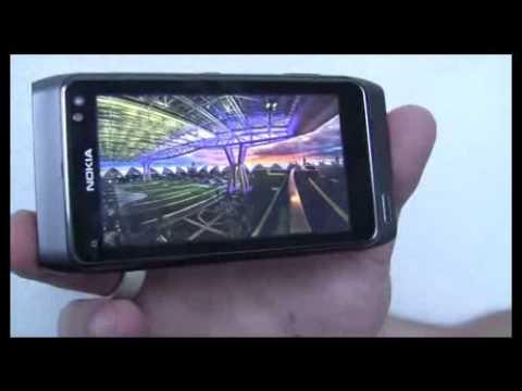 Nokia N8 demo