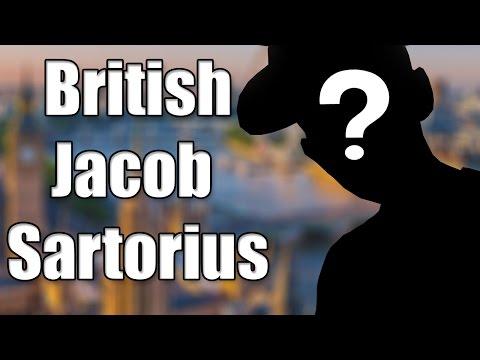The British Jacob Sartorius