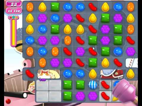 Candy Crush Saga Level 95 Cheat | How To Make & Do Everything!
