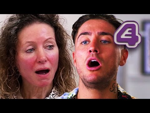 When Your Mum Tells You Off For Being Rude To Girls! | Celebs Go Dating