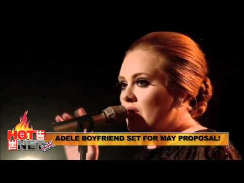 Adele proposal rumour and mass nude Caribbean wedding!