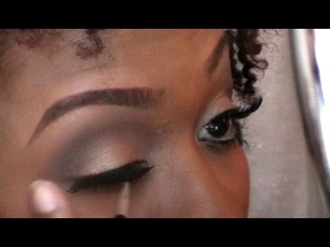 Eye Makeup Tutorial: Requested Look - Champagne, Browns & Nudes