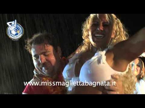 Miss Maglietta Bagnata Tour 2011 Tappa 1 Castelletto Borgo ( Mantova )