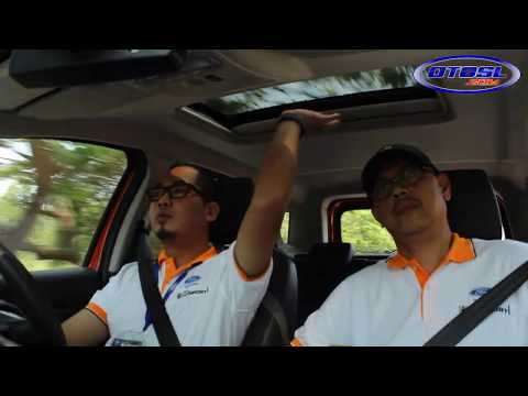 Ford EcoSport Test Drive by Indonesian Media