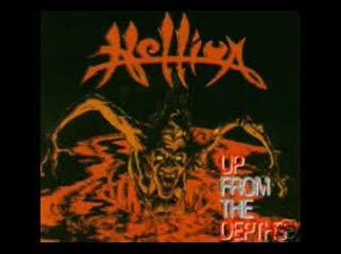 HELLION - Break The Spell (1983)