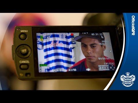 EXCLUSIVE: EDUARDO VARGAS JOINS QPR