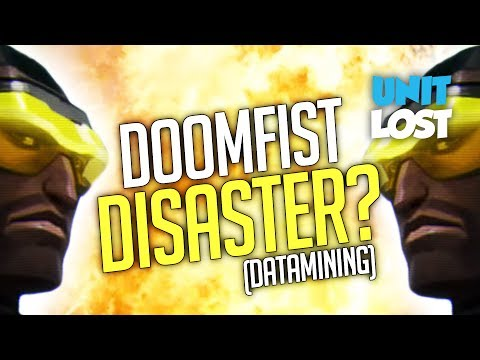 Overwatch - Doomfist Disaster? / Event_8? = Summer Games 2017? (Overwatch Datamining)