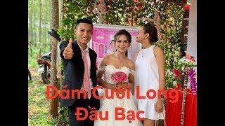 Chú Rể Long Đầu Bạc hát tặng cô DÂU - Nụ Hồng Mong Manh SIÊU HAY | Long Đầu Bạc