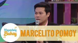 Magandang Buhay Marcelito Pomoy Shares His Wonderful Journey To Ellen Degeneres 39 Show