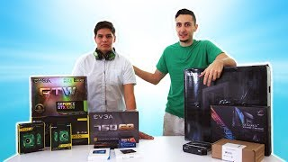 Helping A Fan Build A Gaming PC | PART 1