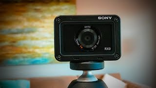 Sony RX0 1 inch Sensor Ultra-Compact Camera Unboxing  & Overview - First Look not a Camera Review