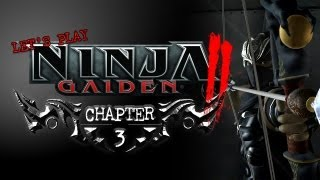 Ninja Gaiden 2 - CH3 [Master Ninja] (All Weapons)