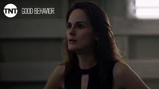 Good Behavior: Garage Fight - Season 2, Ep. 1 [CLIP] | TNT