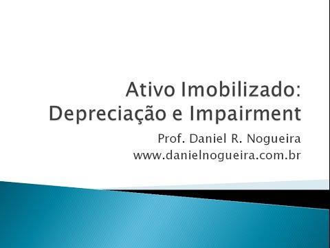 Como Calcular a Depreciação e Impairment