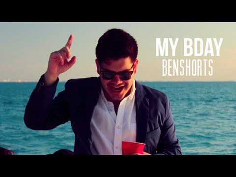 My Bday - Benshorts (Video Oficial)