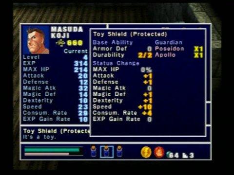 Ehrgeiz: Forsaken Dungeon pt.3 - Boss guarding Materia