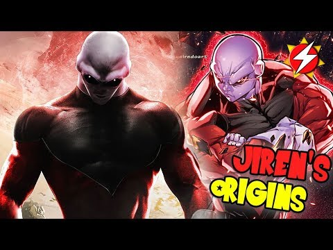 The Hidden Origin of Jiren - Jiren's Wish (Dragon Ball Super)