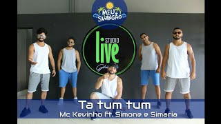 download musica Ta tum tum - Mc Kevinho ft Simone e Simaria - Coreografia - Meu Swingão