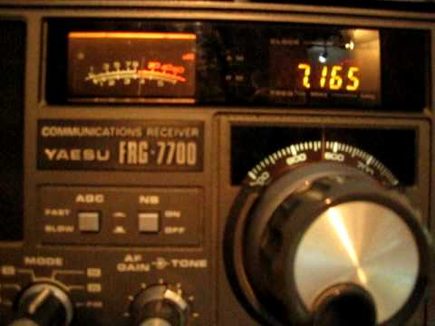 Radio Ethiopia 7165 khz 4.3.2010