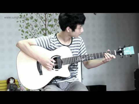 (guns N Roses) November Rain - Sungha Jung video