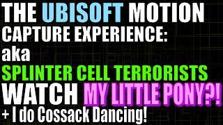 SPLINTER CELL TERRORISTS WATCH MY LITTLE PONY?!