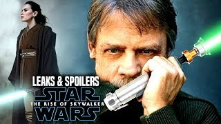 The Rise Of Skywalker Leaks Change Everything! WARNING (Star Wars Episode 9)