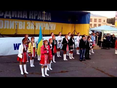 Молитва за Україну - пісня дітей